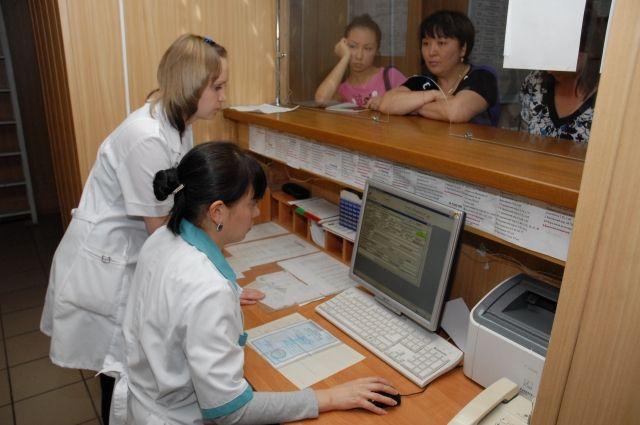 В день обращения в поликлинику талона к врачу может не быть.