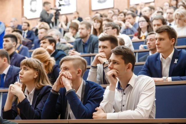 Последнее время студенты очень мобильны, активны, социально информированы.
