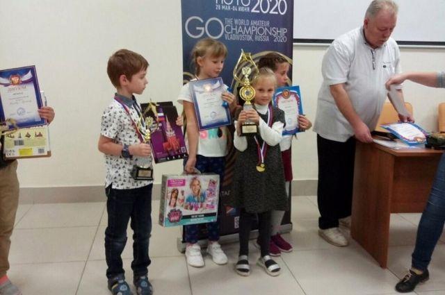 Ижевская школьница попала в сборную России по игре в го