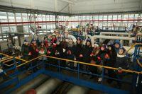 Ученики 11 класса усинской школы №4 узнали о финальной стадии подготовки нефти на УПН «Уса».