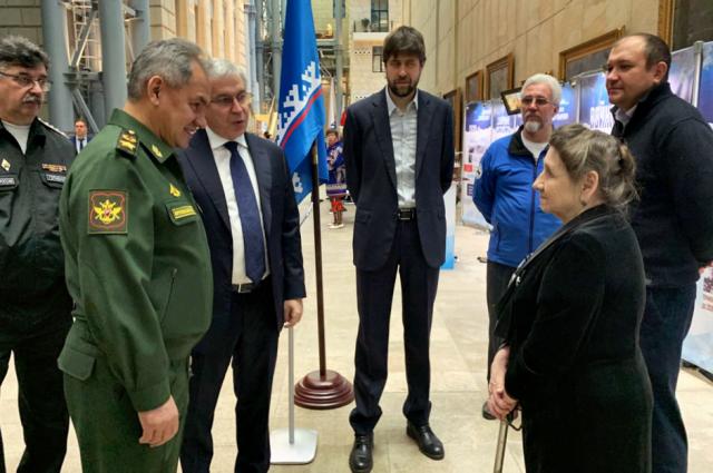 Проект ЯНАО «Карские экспедиции» представили на выставке в Москве