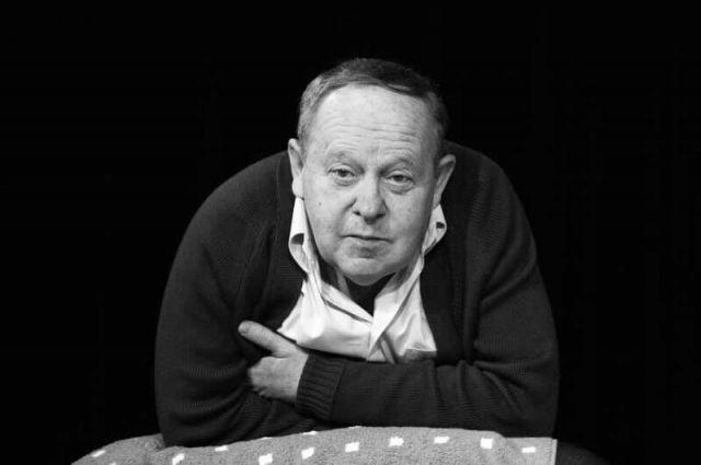 Умер украинский актер театра и кино Давид Бабаев