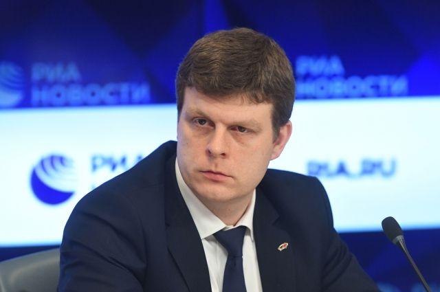 Исполнительный директор Роскосмоса по перспективным программам и науке Александр Блошенко.