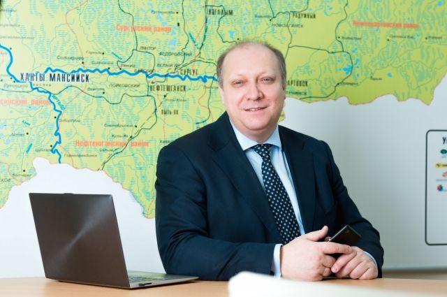 В нашем регионе особенно четко видно «классический» бизнес, связанный с нефтяной отраслью.