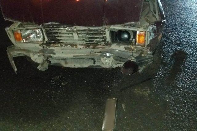 В Ижевске из-за водителя ВАЗа без прав в ДТП пострадала 4-летняя девочка