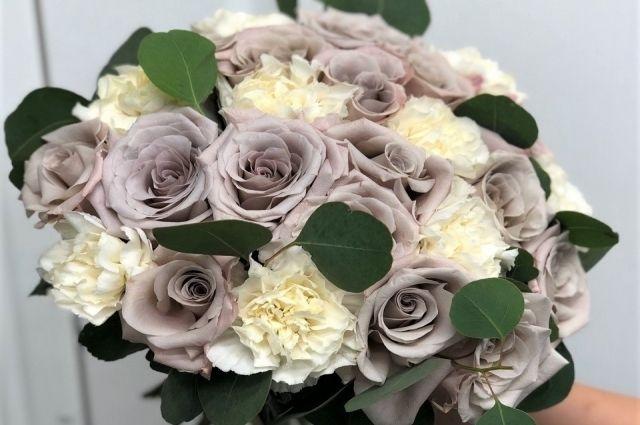 Цветы – лучший способ выразить чувства!