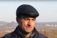 Бывший «народный мэр» Горловки Эдуард Матюха.