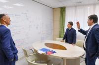 Глава ЯНАО обсудил системы подготовки кадров с главой WorldSkills Russia