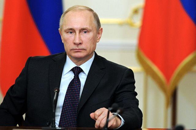 Путин обсудил ситуацию в Украине с Совбезом РФ: подробности