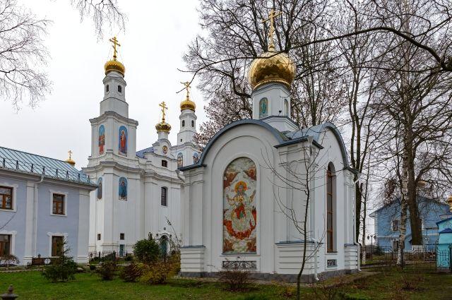 Воссоздание монастыря – заслуга известного мецената Вячеслава Заренкова.