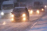 Погода в Украине: «Укравтодор» предупреждает о тумане и гололедице