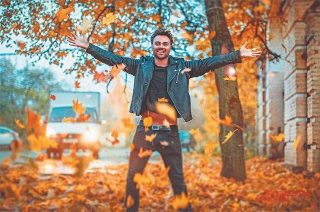 Житель Ясенева актёр театра и кино Евгений Хазов уверен: «Очень важно жить там, где тебе психологически комфортно».