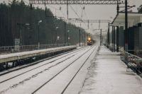 Несчастный случай произошёл 24 ноября на железнодорожных путях.