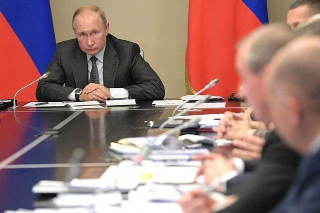 Владимир Путин  отметил труд педагогов Оренбуржья
