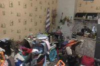 В Одессе горе-мать бросила годовалого ребенка в антисанитарии: детали