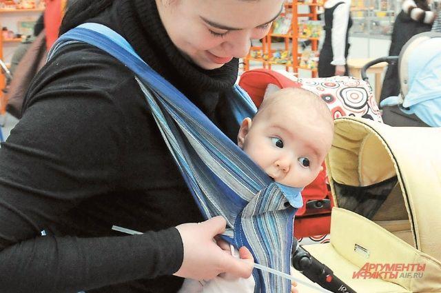 В Российской Федерации  отменят выплаты в50 руб.  поуходу заребёнком