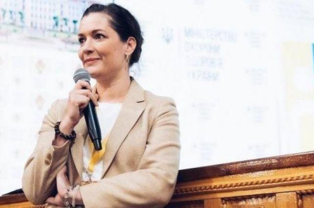 Скалецкая заявила, что в Украине темпы вакцинации возросли в полтора раза