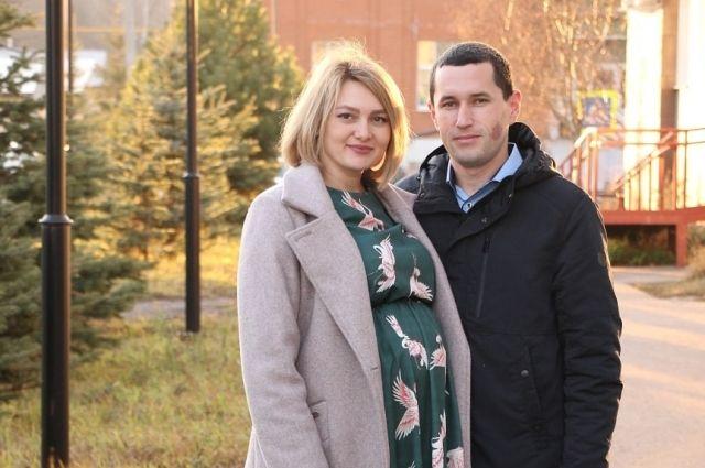Диля и Радик поженились в ноябре.