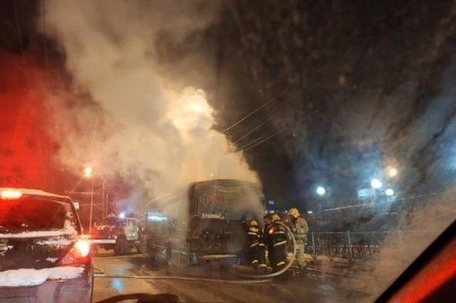 Инцидент случился вечером 26 ноября.
