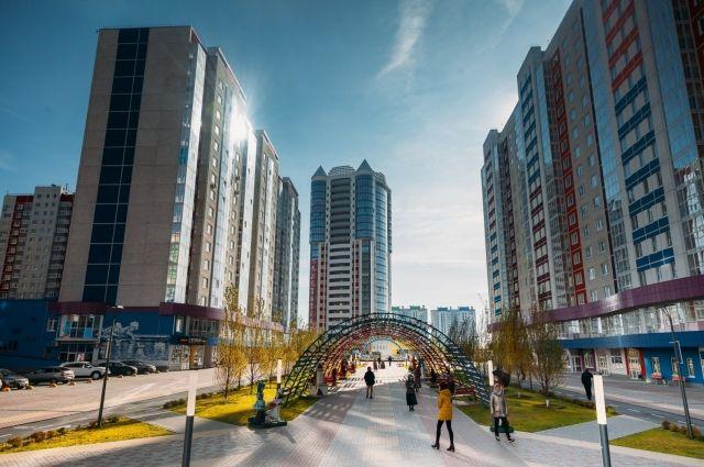 Тюменская область вошла в ТОП-3 медиарейтинга по реализации нацпроектов