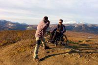 Люди с ограниченными возможностями здоровья могут путешествовать.