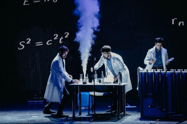 Проект призван рассказать о научных достижениях понятно, наглядно и интересно.