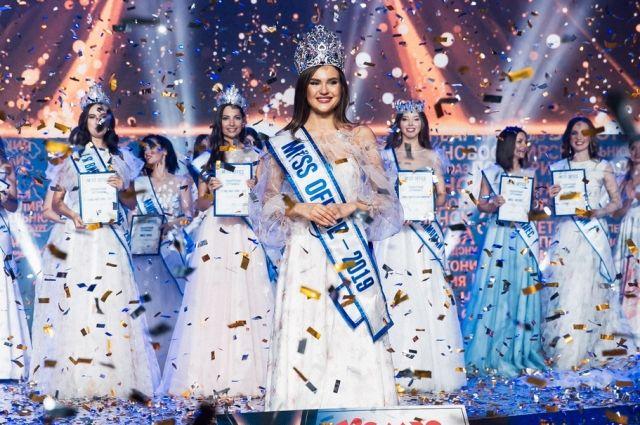 Девушка из Новосибирска победила в международном конкурсе красоты.