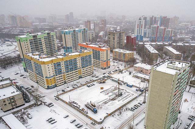 В новом доме № 12 по ул. Кисловодской будет 78 квартир повышенной комфортности.