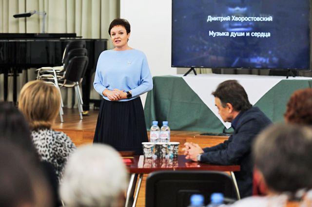 На виртуальном концерте Дмитрия Хвороствского побывали все желающие.
