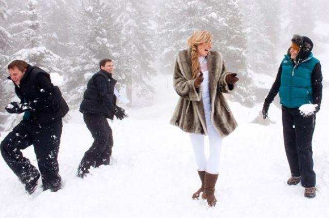 Мороз по коже. Как правильно одеваться в зимнюю стужу