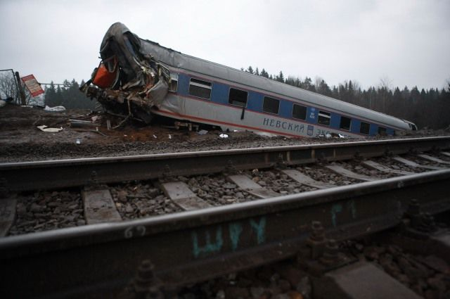 28 пассажиров «Невского экспресса» погибли.
