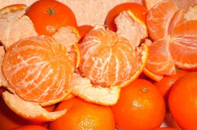 Нельзя есть больше четырех мандаринов за сутки: появилось опровержение