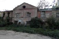 Дом Гардениных - один из самых старых в Воронеже.