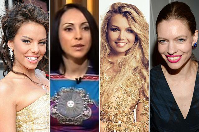 Юлианна Лукашева, Светлана Беляева, Кристина Коц-Готлиб, Антонина Клименко.