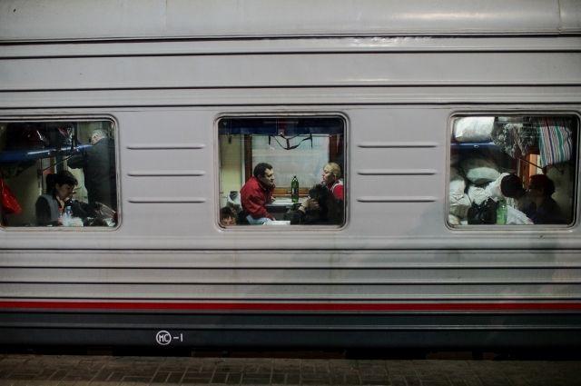 В Российской Федерации  выдумали , как решить проблему «торчащих ног» вплацкартных вагонах
