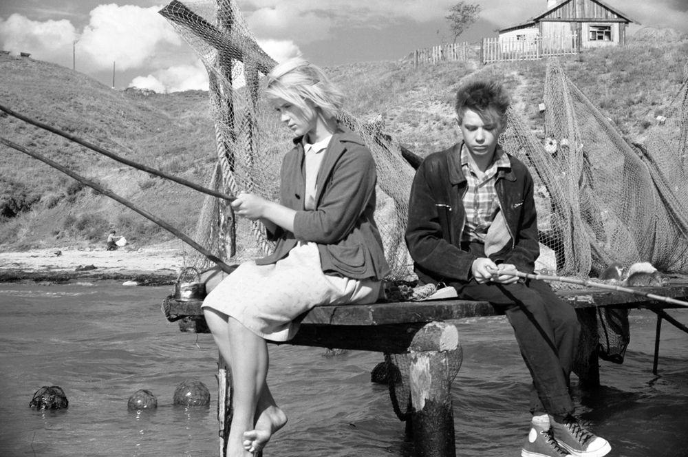 «Дикая собака динго» (1962) — Таня Сабанеева.