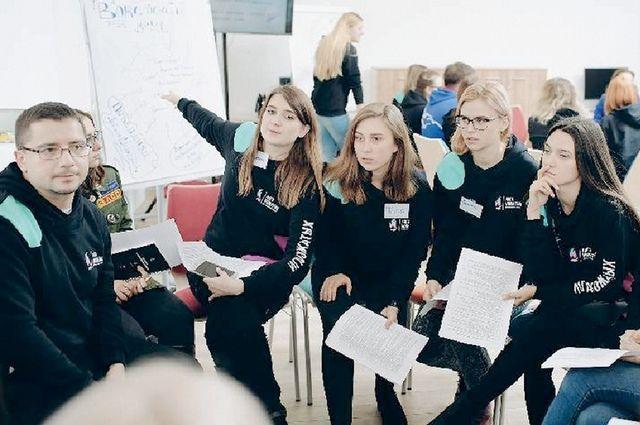 В регионе ищут талантливых молодых людей и помогают претворить в жизнь предлагаемые ими инициативы и проекты.
