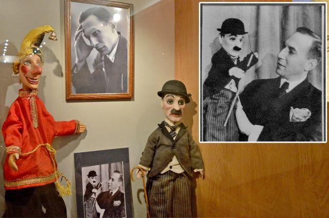 C актёрами Деммени вёл себя строго и очень трепетно относился к куклам.