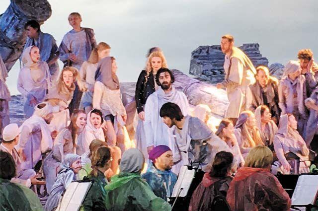 В Ижевске впервые представят рок-оперу Jesus Christ Superstar