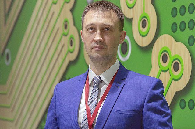 Заместитель генерального директора АО «Деловая среда» Алексей Грищенко.
