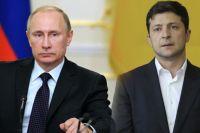 Личная встреча Зеленского и Путина может состояться в Париже