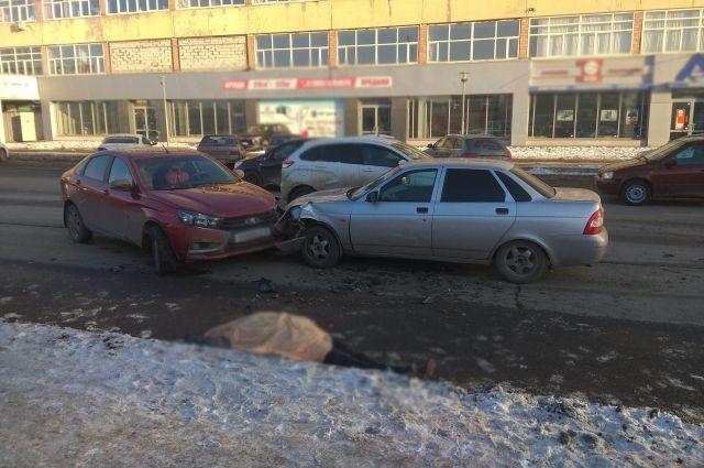 В Ижевске молодой водитель сбил насмерть женщину