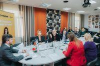 Председатель правления Банка УРАЛСИБ Константин Бобров провел в Новосибирске встречу с представителями СМИ.