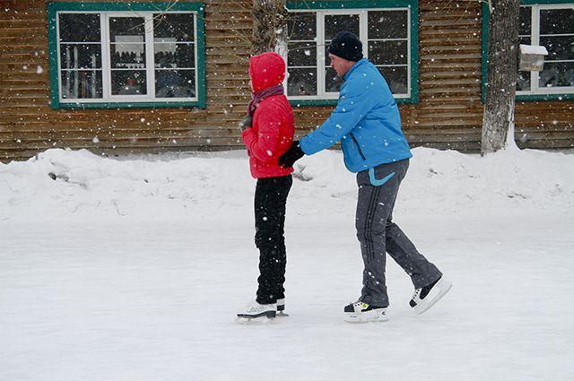 Для любителей активного зимнего отдыха наступило самое то время