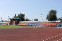 Реконструкцию стадиона планируют выполнить в два этапа.