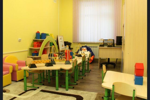 В регионе введены в строй три  детских сада  по нацпроекту «Демография» и один  по нацпроекту «Жилье».