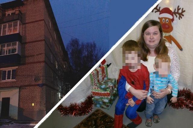 Если суд не изменит решение, супруги с двумя детьми окажутся без крыши над головой.