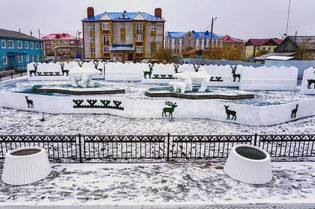 Ямальские объекты могут попасть в реестр лучших по благоустройству