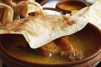 Армянский хаш считается очень полезным для суставов.