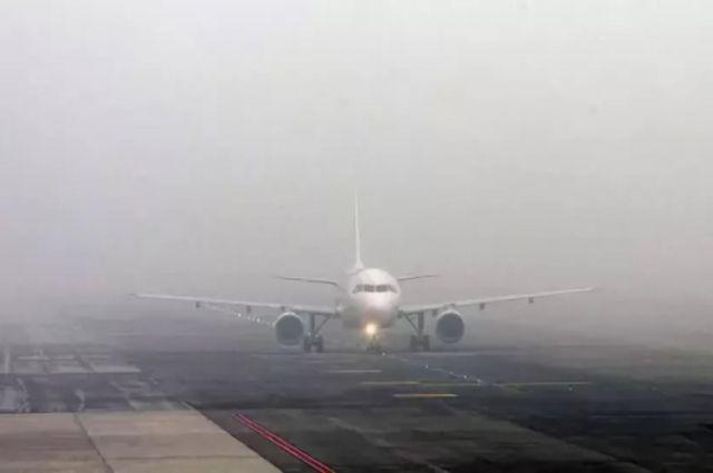 В аэропорту Харькова отменили пять рейсов: причина